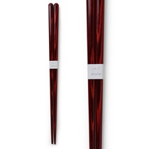 Chopsticks Wood Red 2