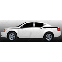 2008-2014 Avenger Full Length Body Line Kit