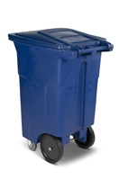 64 Gallon Caster Carts