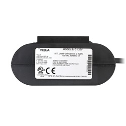 VIQUA™ Kit Lamp Driver for UVMax B, C: Spec Label