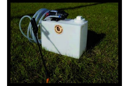Chemical Containers 6 Gallon Spot Sprayer