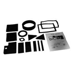 67-68 Heater Seal Kit with A/C