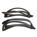 Steele Rubber Products T Top Body Weatherstrip