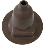 Gearshift Boot - Brown