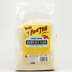 Rice Flour, Brown, Gluten Free