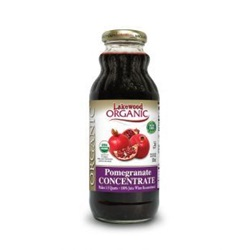 Pomegranate Juice Concentrate (Lakewood), Organic - 12.5oz