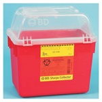 2 Gallon Red Container - Non-Locking Funnel Lid