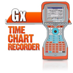 Gx Time Chart Recorder Application