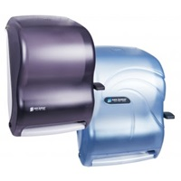 San Jamar Classic Lever Roll Towel Dispensers