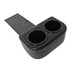 65-66 Plug-N-Chug Holder (Black)