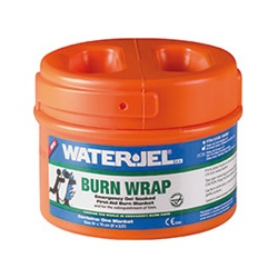 3' X 2.5' BURN WRAP - CANISTER