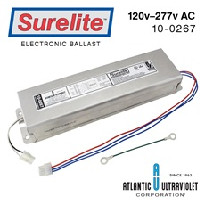 Aquafine 43474-1 Equivalent Replacement Ballast - 120 / 240v AC 50/60Hz 800mA