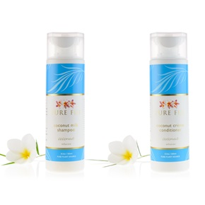 Pure Fiji Hair Care (Retail)