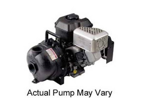 "Banjo 1 - 1/2"" Poly Centrifugal Self-Priming Pump with 3.5 HP Briggs Engine"