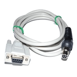 RS232 5-to-9 pin PC cable