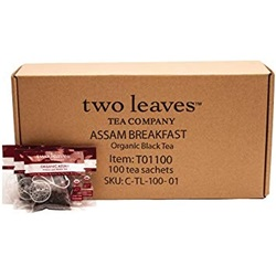 TEA SACHETS ASSAM BREAKFAST OG