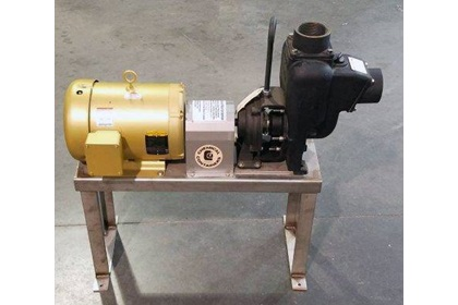 "3"" Chemical Pump, Motor, & Stand Kits 