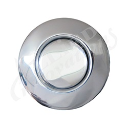 AIR BUTTON TRIM: #15 CLASSIC TOUCH, CHROME LONG