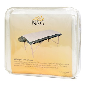 NRG Massage Table Warming Pad, Digital