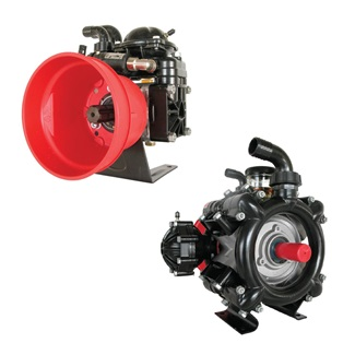 AR Low Pressure Pumps
