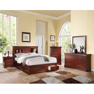 24374CK_KIT LP III CHERRY CK BED W/STORAGE