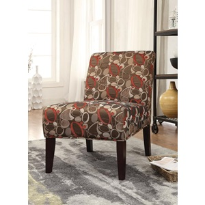 59395 ACCENT CHAIR