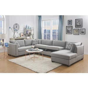 53105 CYCLAMEN SECTIONAL SOFA