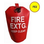 FE2 Medium Fire Extinguisher Cover