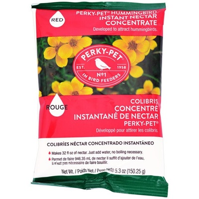 Red Hummingbird Instant Nectar 5.3oz