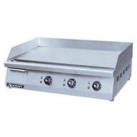 "Adcraft 30"" Countertop Electric Griddle"