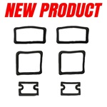 Rally Sport Camaro Paint Gasket Supplement Set
