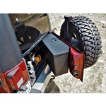 Tailgate Lock Box Kit