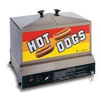 Gold Medal Steamin' Demon Hot Dog Steamer