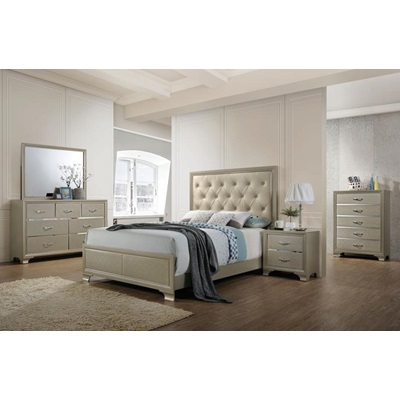 26237EK CARINE EASTERN KING BED