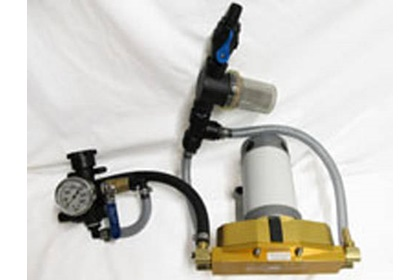 Pumptec Sprayer Pump Upgrade