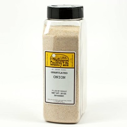 Onion, Granulated (20oz)