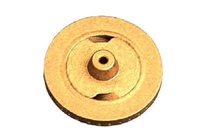 TeeJet DC13 - Brass Core - Hollow Cone Spray Nozzle