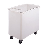 Cambro 42.5 Gallon White Ingredient Bin
