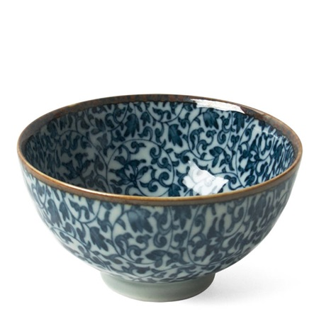 "KYO KARAKUSA 4.5"" RICE BOWL"
