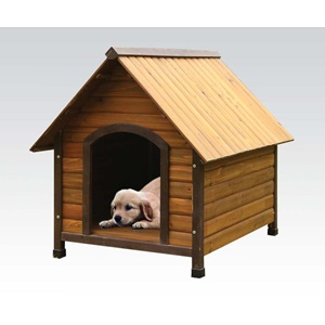 Woody Pet House