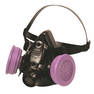 North® by Honeywell 7700 Series Half Mask Facepiece