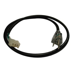 CORD ADAPTER: AMP TO NEMA 36""