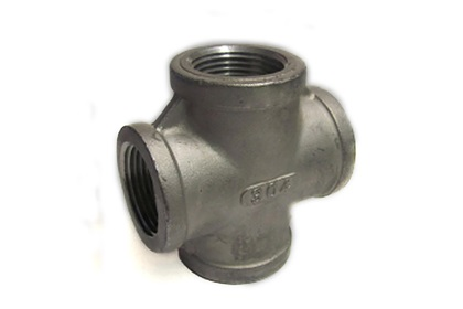 Stainless Steel Cross Fittings - Various Sizes