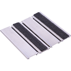 Dual Tread QuietFLEX Roll-Up Mat