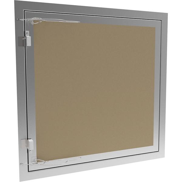 ... Drywall Access Door   Rear View