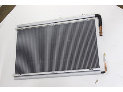 Packaged Microchannel Evaporator Coil