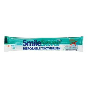 SmileSaver 2-in-1 Toothbrush & Toothpaste