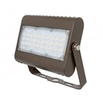 LED FLOOD - 50W - 5000K - YOKE - COMMERCIAL LED
