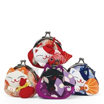 Fortune Cat Coin Purse