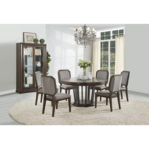 64085 ROUND DINING TABLE
